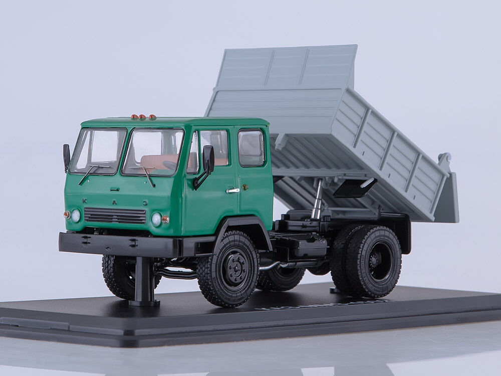 KAZ MMZ -4502 Kolhida gröna -grå SSM 1293 1 43