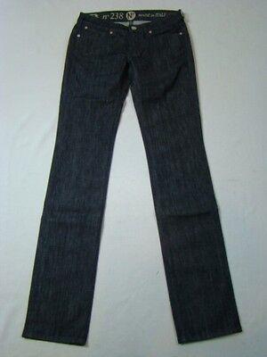 Ospitale Nfy 238 Straight Cut Designerjeans Nuovo 130€ Moda Per Donne! Pants Denim Jeans