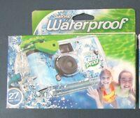 Fujifilm 7025227 Quick Snap Waterproof 35mm Single Use Camera
