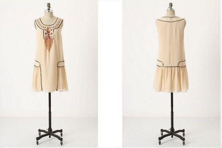 Nwt Anthropologie By Anna Sui Hiawatha Dress Dress Dress By Anna Sui - Size 0 929deb