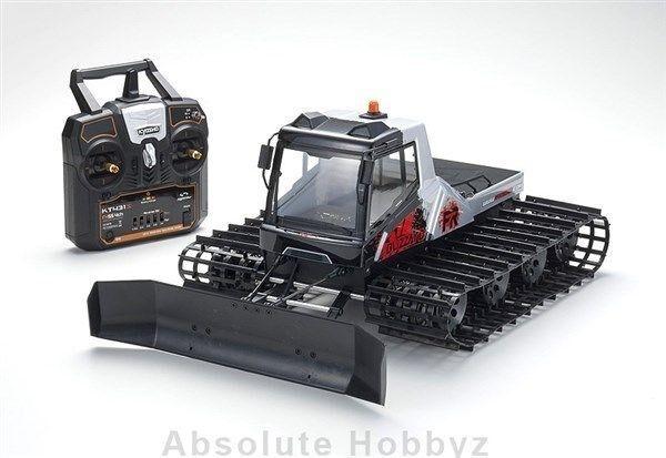 Kyosho Blizzard FR 1 12 Scale ReadySet All Terrain Belt Vehicle w 2.4GHz Radio