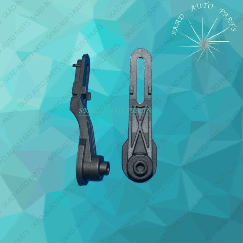2 Pcs Air Conditioner Stepper Motor Arm Repair Plastic For Mercedes A2038300033