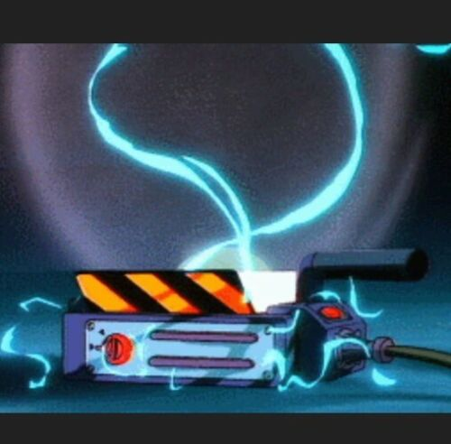 The Real Ghostbusters Ghost Trap With Lights Adult Collector