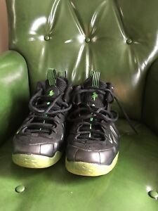 ab73fd5a2 Image is loading Foamposite-HOH-neolime-Neo-Lime-Green-Goblin