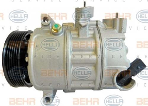 Kompressor, Klimaanlage für Klimaanlage HELLA 8FK 351 322-741