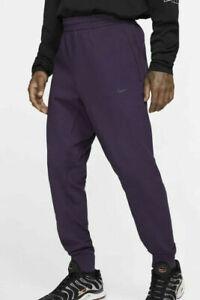 Details about Nike Tech Pack Jogger Pants Sweatpants Purple Black  BV4452-525 Men's Medium M