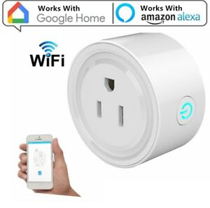 NEU-Smart-Mini-WiFi-Plug-Outlet-Switch-arbeitet-mit-Amazon-Alexa-Google-Home-ifttt