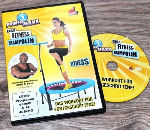 Trainings-DVD von Powermaxx Das Workout für Fortgeschrittene NEU *