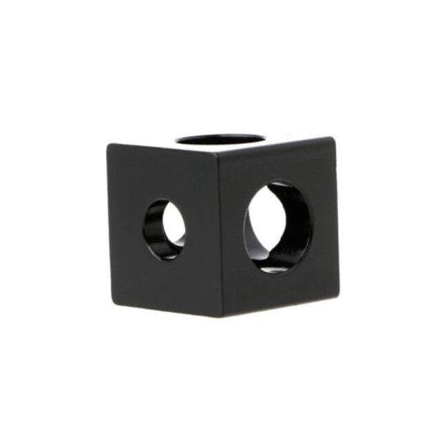 Adjustable V-Slot Cube Corner Prism Connector For 3D Printer Parts Wheel Bracket