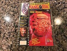 Fangoria 59! 1986 Friday 6 Demons Trick Or Treat David Carradine Robert Clarke