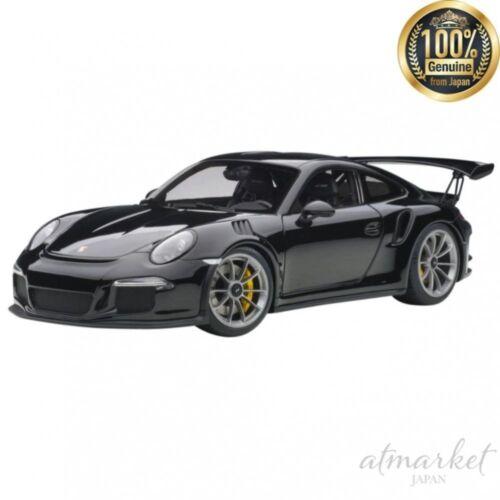 Porsche De 911 1 78164 18 Mini Rs Produit Voiture Fini Gt3 Noir Japon Autoart XRwBqfnaxn