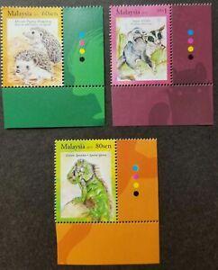 SJ-Exotic-Pets-Malaysia-2013-Animal-Hedgehog-Glider-stamp-color-MNH