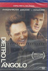 DVD-derriere-L-039-Angle-avec-c-Walken-J-Lucas-M-Caine-Neuf-Scelle-2005