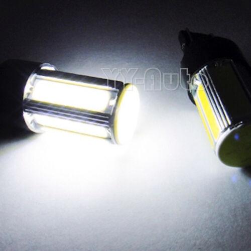 High Power COB 1156 BA15s 7506 P21W 2x LED For MERCEDES-BENZ Brake Light Bulb