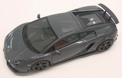 Lamborghini gallardo lp570-4 superleggera grey bidule 2010 1 43 looksmart