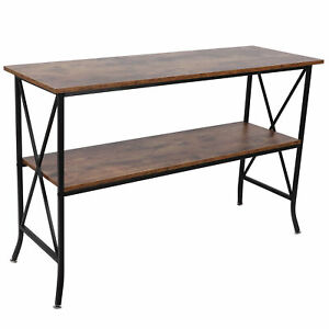 Table de Console Table d'Appoint Table d'entrée Table de Salon pour Entré FR