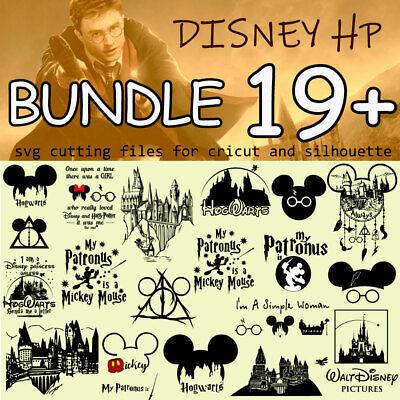 Download Harry Potter SVG Bundle, Hogwarts svg, files for cricut ...