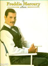 1993 Freddie Mercury Album song book Queen sheet music piano guitar Brian May