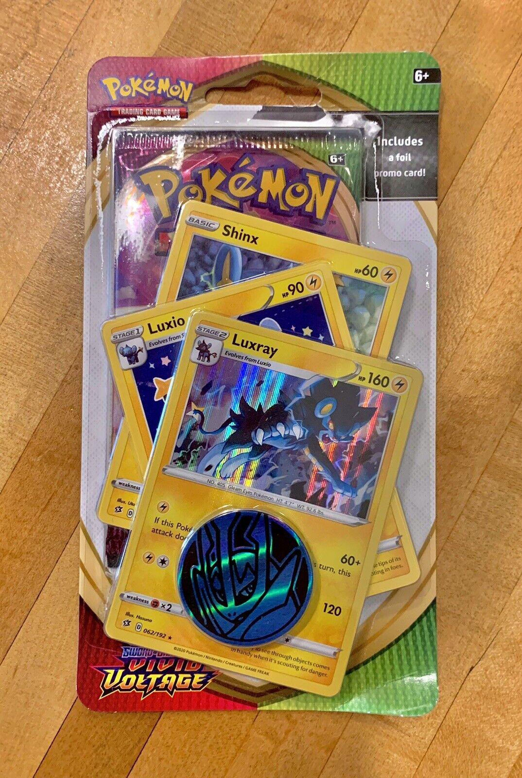 NEW Set//8 Pokemon SWORD /& SHIELD Fun Pack 3//ct 12 COIN//FLIP TOKENS TCG Boost