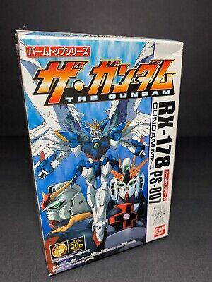 Bandai Mobile Suit Gundam W Wing Acrylic Logo Display BAN57888
