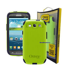 OtterBox Commuter Series Screen Protector Case Black for Samsung Galaxy S3