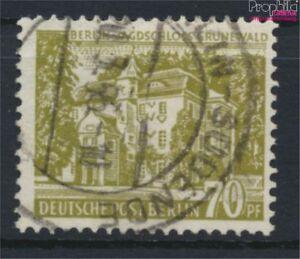 Berlin-West-123-gestempelt-1954-Berliner-Bauten-9233300
