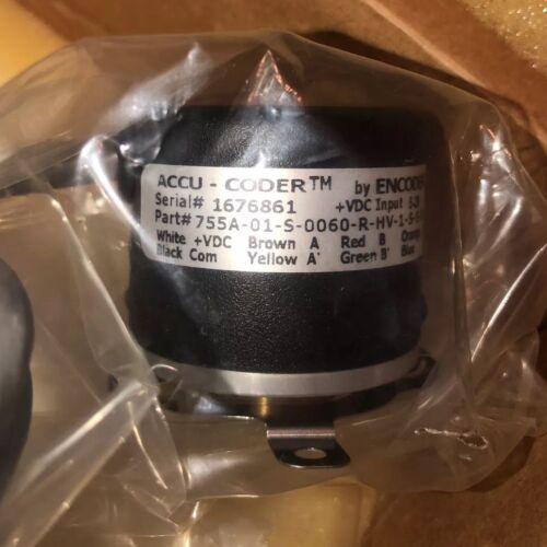 ACCU CODER MODEL 755A