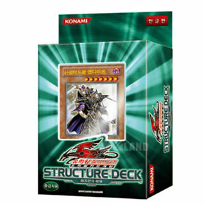 Yu-Gi-Oh-Yu-Gi-Oh-034-Spellcasters-Command-034-Structure-Deck-Korean-Ver-Toy-Hobby