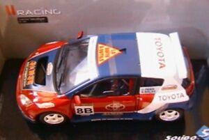 Toyota Trophée Andros 2006 Olivier Panis entreprise 1/18 Balas