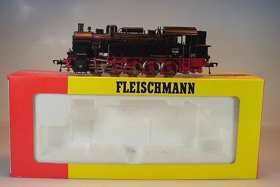 Fleischmann h0 4093 DIESEL BR 94956 DR in O-Box  7507