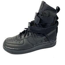 Nike Sf Air Force 1 High Triple Black
