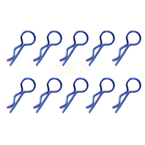 Small-ring RC Body Clips for 1//10 RC Car-10PCS