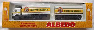 1-87 Mercedes Benz Sk Küppers Kölsch 800042 Albedo 200368 Hängerzug tTJcLiuG-08125315-985142067
