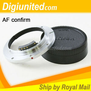 AF-Confirm-Leica-R-L-R-lens-to-Nikon-F-mount-adapter-D600-D800-D3200-D5200-D7100