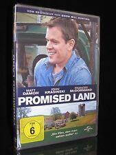DVD PROMISED LAND - MATT DAMON + FRANCES McDORMAND Regisseur v.GOOD WILL HUNTING