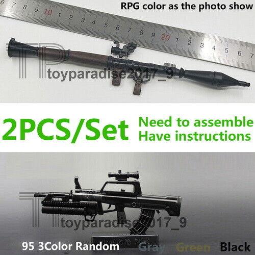 Military guns rifle  AK47 HK416 RPG SCAR-L RPG MG42 M1 M4A1 WW2 Poster Map