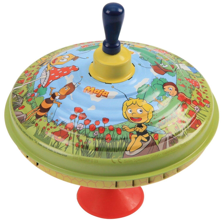 Simm Simm Simm 52330–Humming Spinning Top Bee Maja 19cm a6fcf0