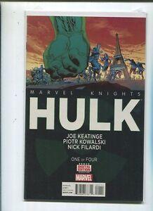 Hulk-1-Of-4-Marvel-Knights-Unread-New-Near-Mint-Image-2014-Series-MD2