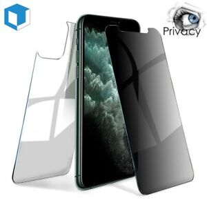 For-iPhone-11-Pro-Max-Anti-Spy-Front-Back-Tempered-Glass-Screen-Protector-Film