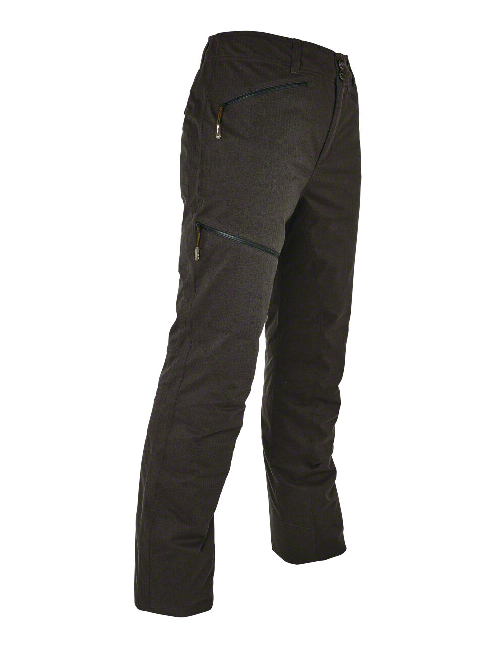 Blaser Hunting Trousers Down Pirmin - Maroon Melange - 116089-027   fast shipping to you