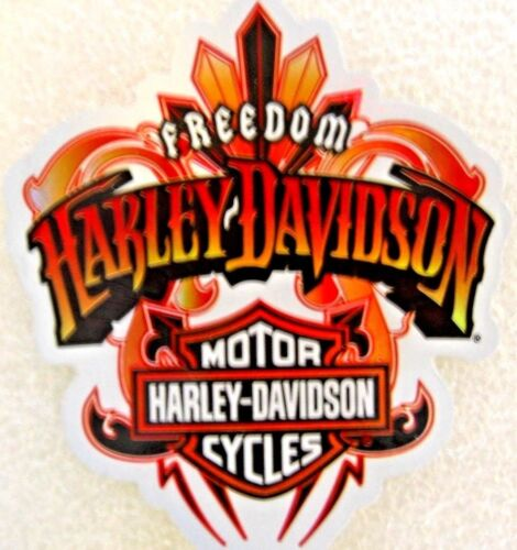 Brand NEW Genuine Harley Davidson Motor Company Licensed Decal Sticker Model 12