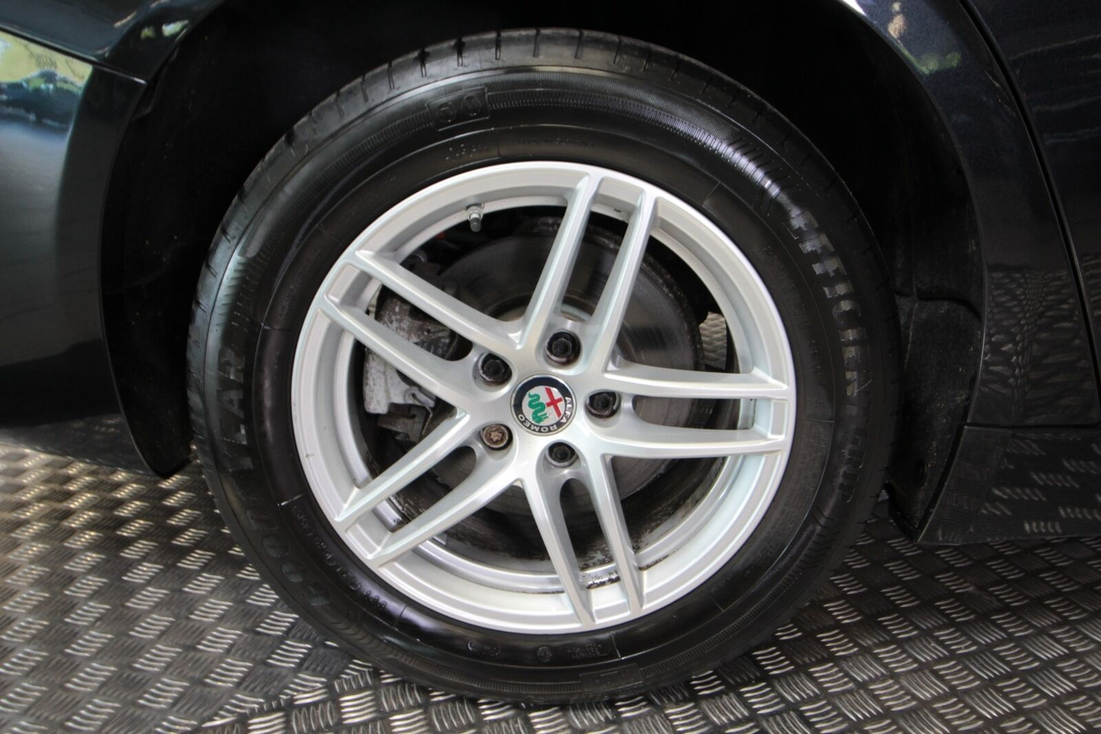 Alfa Romeo Giulia JTD 180 Super aut.