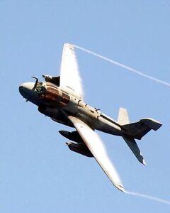 EA-6B-PROWLER-YELLOW-JACKETS-US-NAVY-8x10-SILVER-HALIDE-PHOTO-PRINT