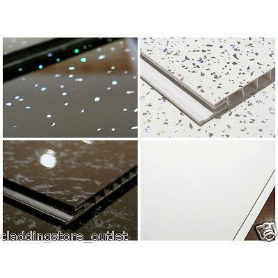 1m x 2.6m BATH SHOWER Shower Wall Panels Bathroom Plastic UPVC