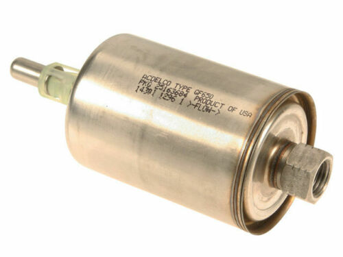 For 1997 Cadillac Seville Fuel Filter AC Delco 69777FK Professional