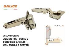 CERNIERE SALICE C2ABP99 COLLO 15 PZ.2