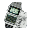 Casio-DBC-611-1DF-Silver-Stainless-Calculator-Watch-for-Men-and-Women thumbnail 2