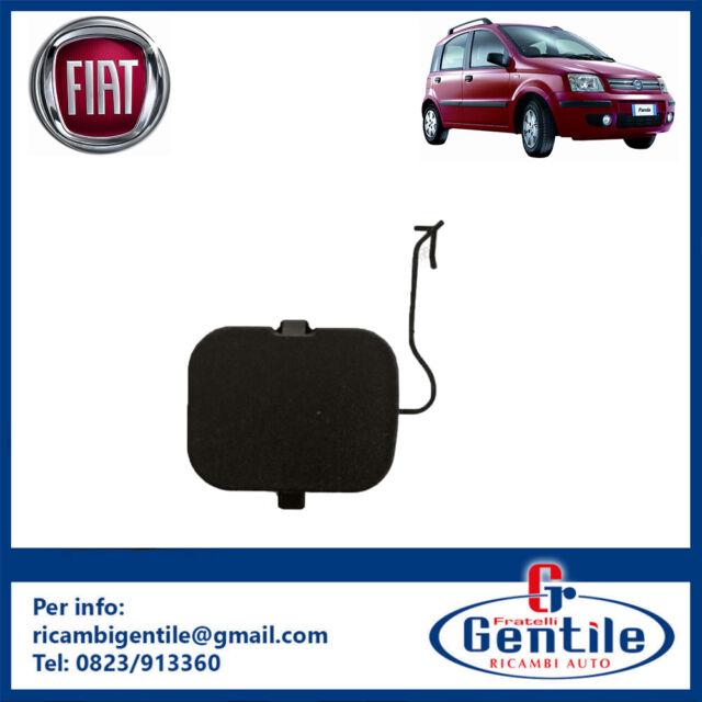 Tapón Gancho de Tapa Remolque Parachoques Trasero Fiat Panda 169 de 2003 Al 2011