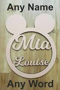 6-mm-Thick-MDF-Wooden-Name-Mouse-Ears-Heights-15-cm-to-Large-60-cm