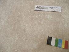 7238 PVC CV Belag Rest 200x246 Boden Bodenbelag beige robust Scratch Design neu
